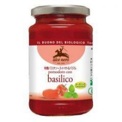 アルチェネロ 有機パスタソース・トマト&バジル 350g【限定品】