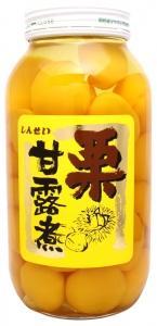 メグミフーズ 栗甘露煮(中国産原料国内加工) 930g